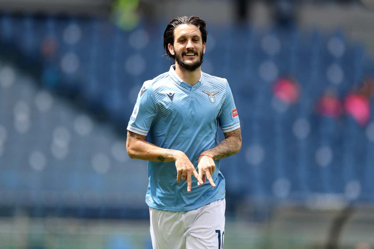 Milan Calhanolgu Romagnoli Luis Alberto Lazio Hauge Juventus Calciomercato