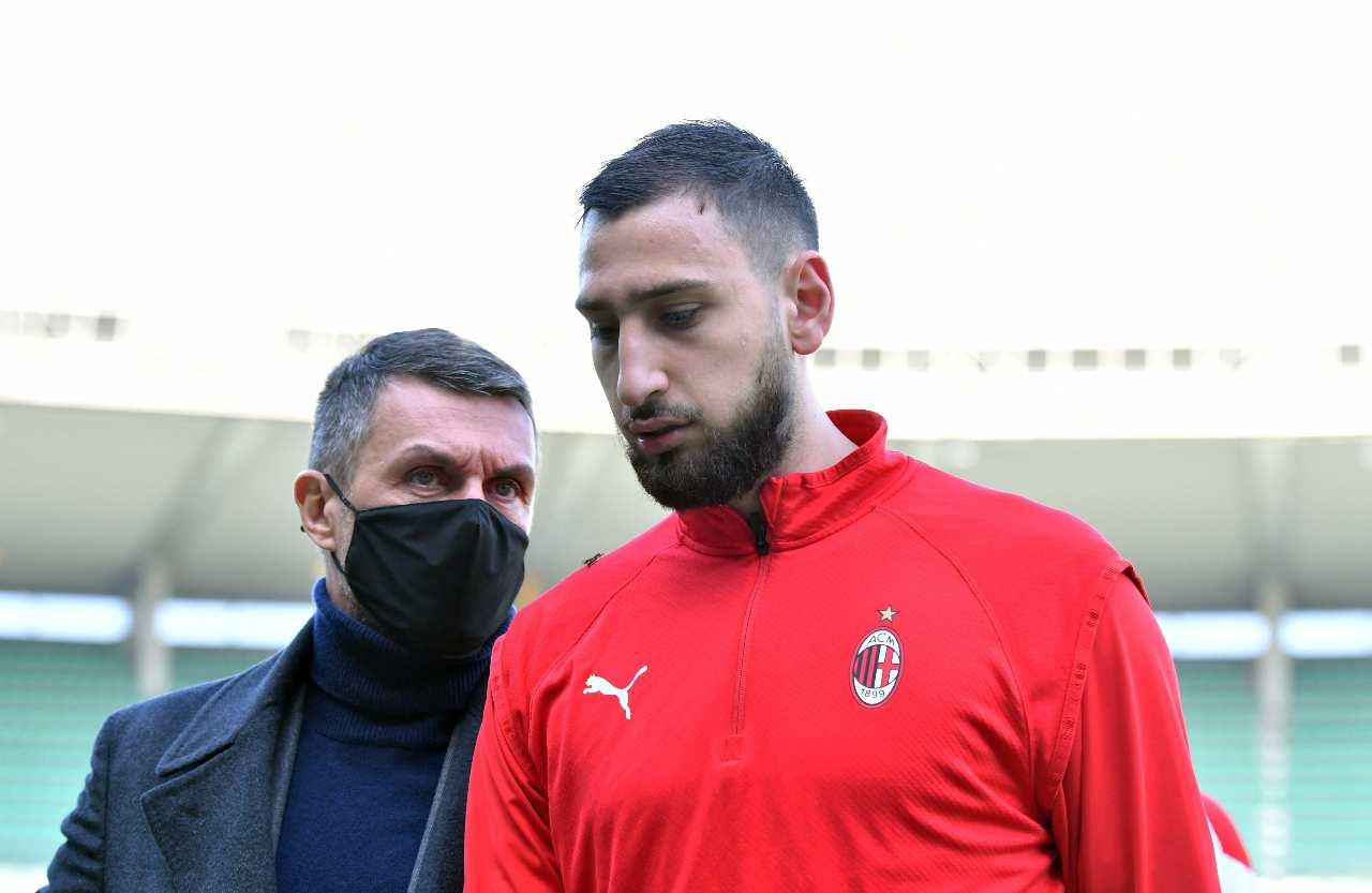 Calciomercato Milan, pretendente per Donnarumma | Intreccio 'inglese'