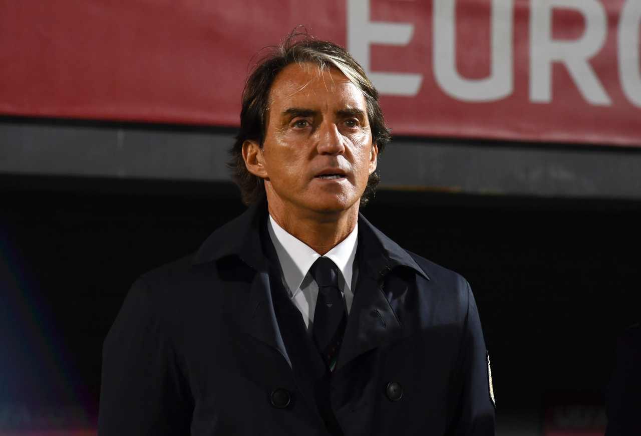 Italia, Gravina sul futuro Mancini | L'annuncio UFFICIALE