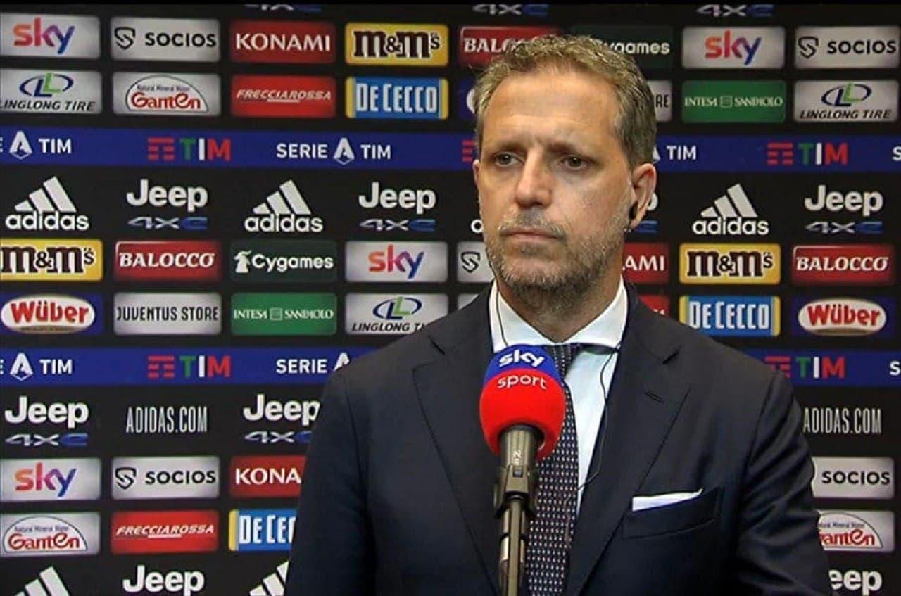 Juventus Milan Paratici Donnarumma