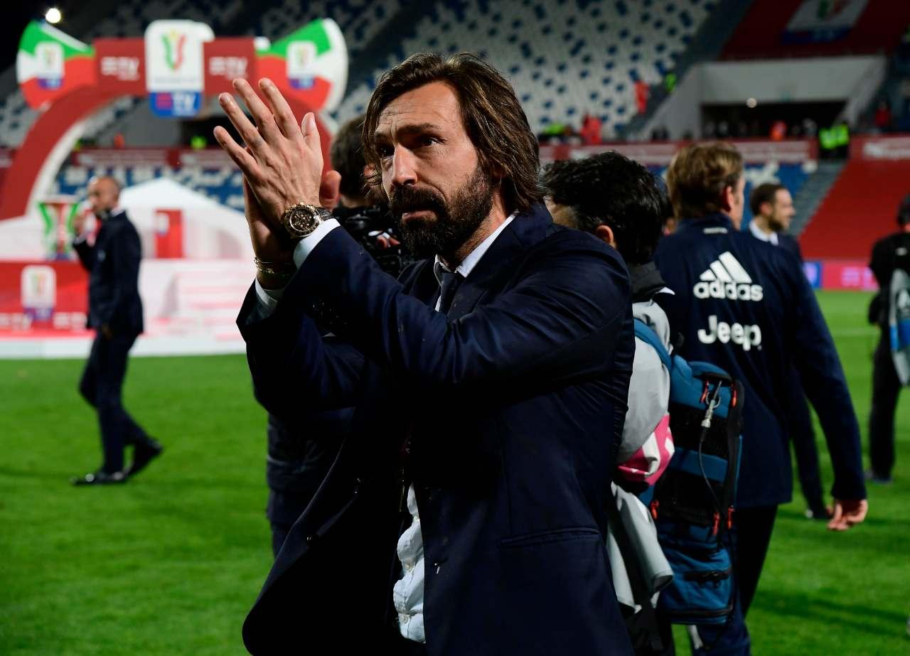 Calciomercato Juventus, Tardelli su Pirlo   Il pensiero sul suo futuro