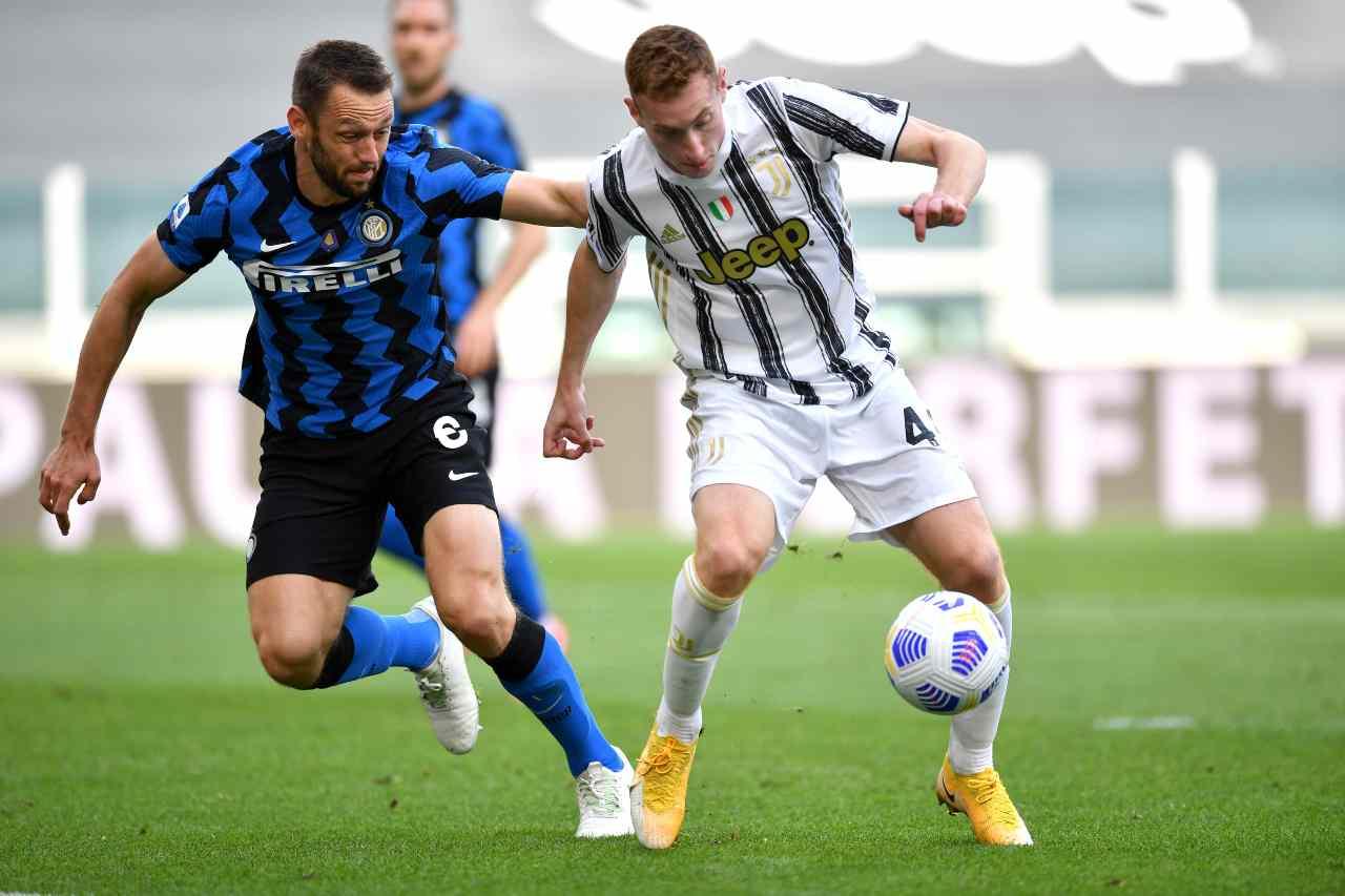 Calciomercato Juventus, futuro Kulusevski lontano da Torino