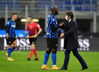 Lukaku Inter Conte