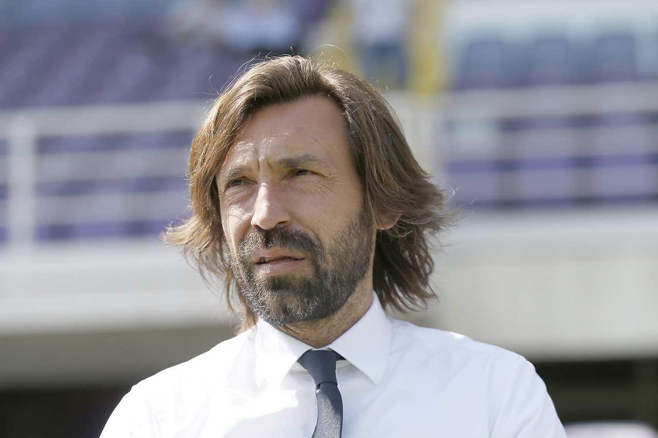 Pirlo Juventus Milan