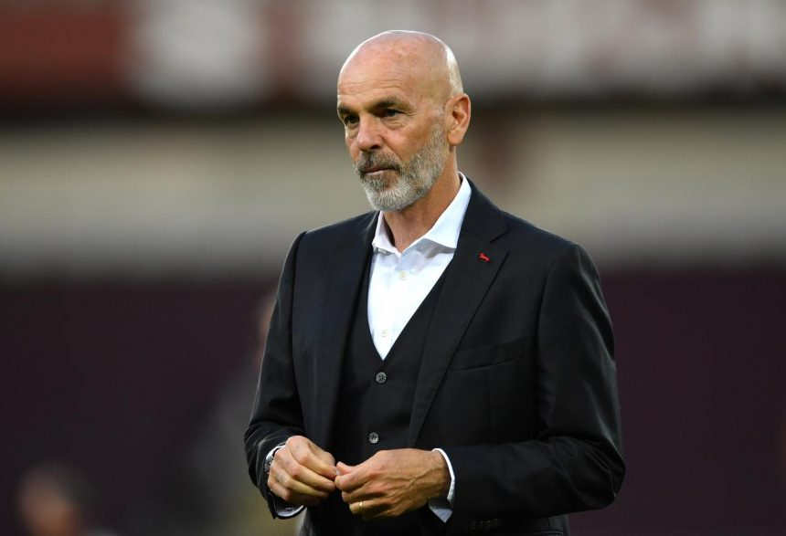 Milan Pioli Gattuso Napoli