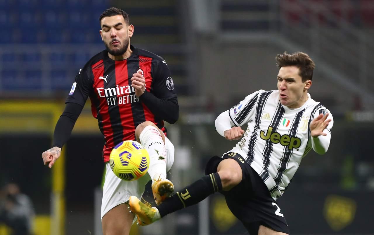 Calciomercato Milan, PSG su Theo Hernandez | Scambio due per uno