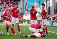 Danimarca Finlandia Euro 2020 Eriksen