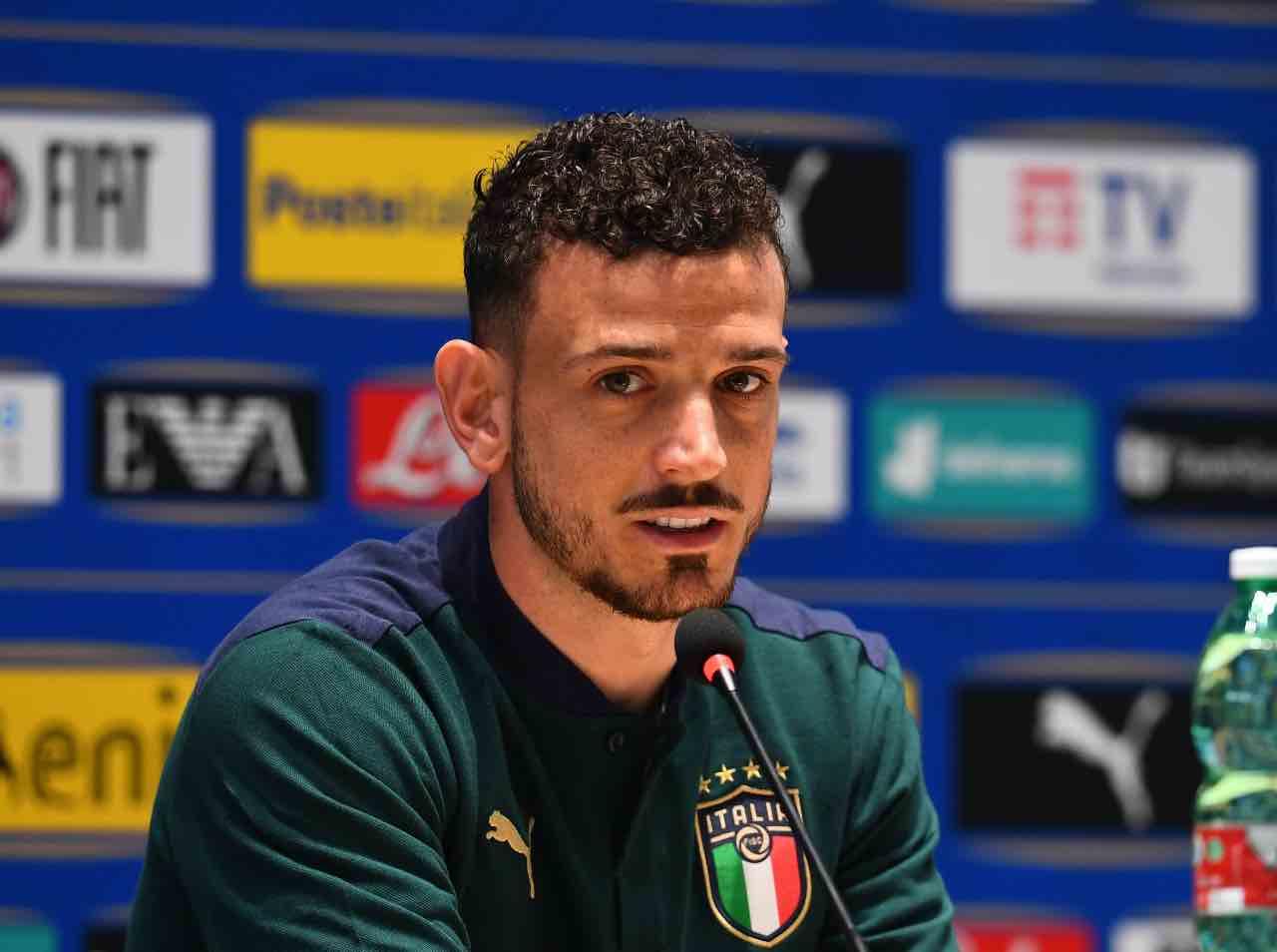 Florenzi Italia Euro 2020