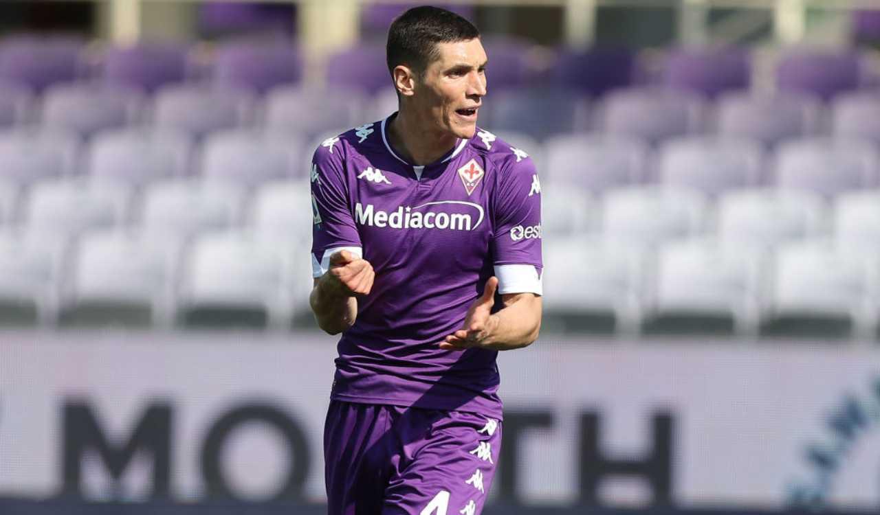 Milenkovic Juventus Fiorentina