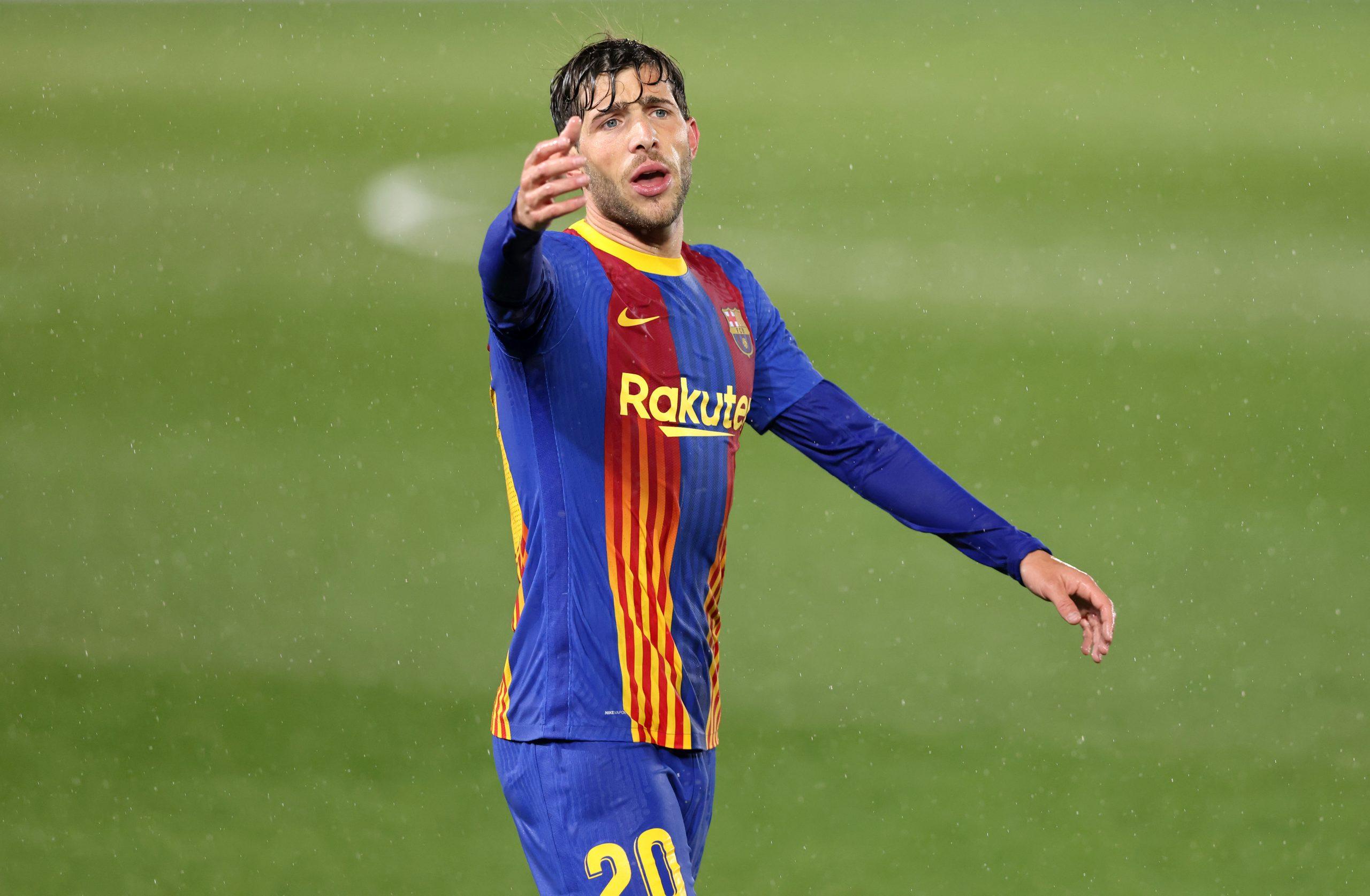 Calciomercato Inter. de Vrij-Barcellona: Sergi Roberto nell'affare