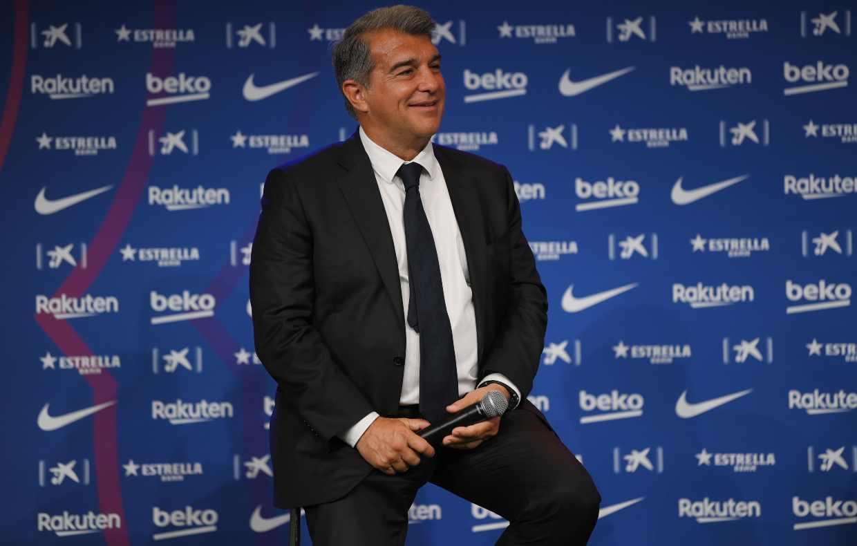 Calciomercato Barcellona ufficiale Koeman Laporta