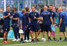 Italia, inizia EURO 2020