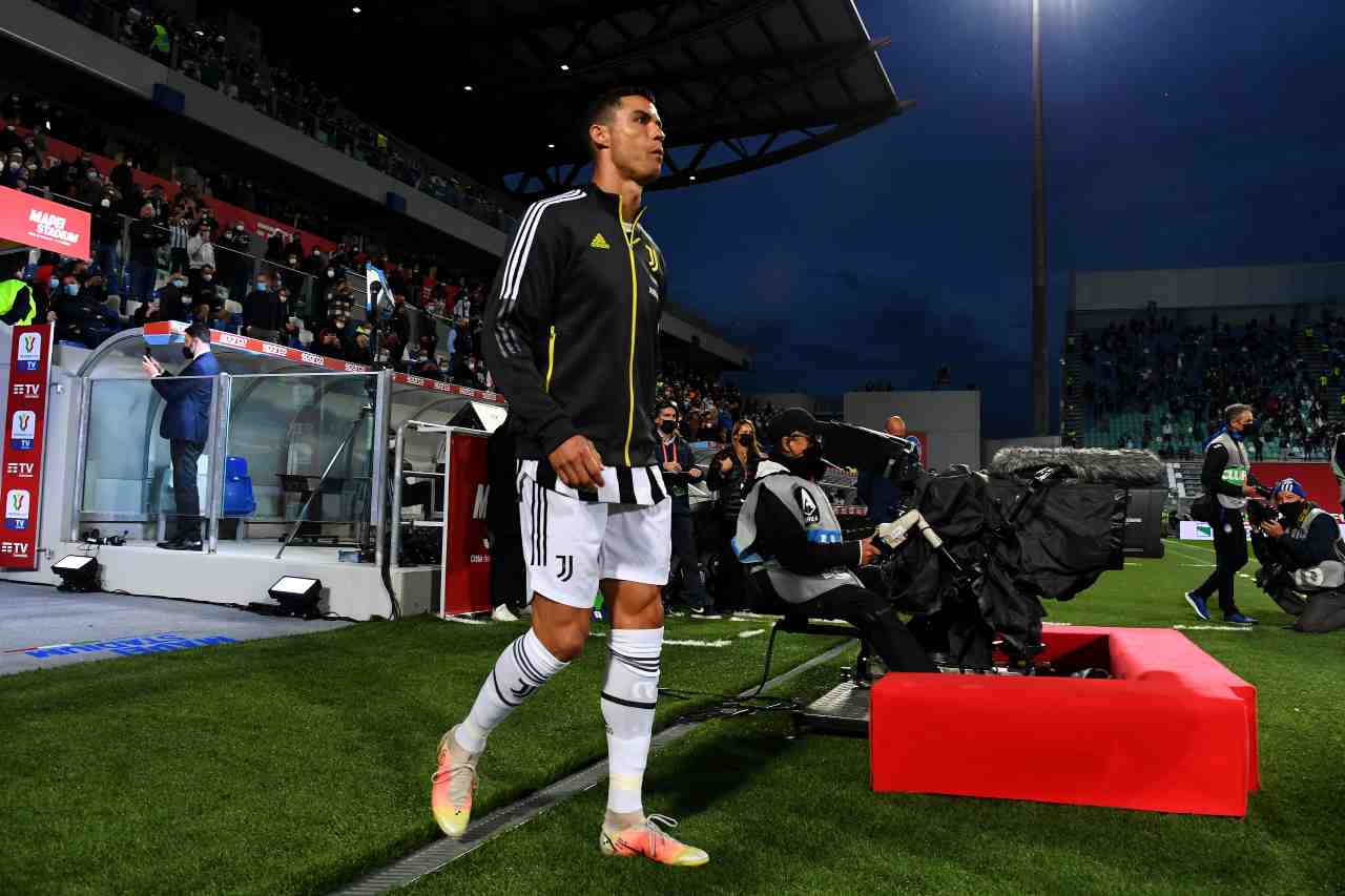Juventus Ronaldo calciomercato