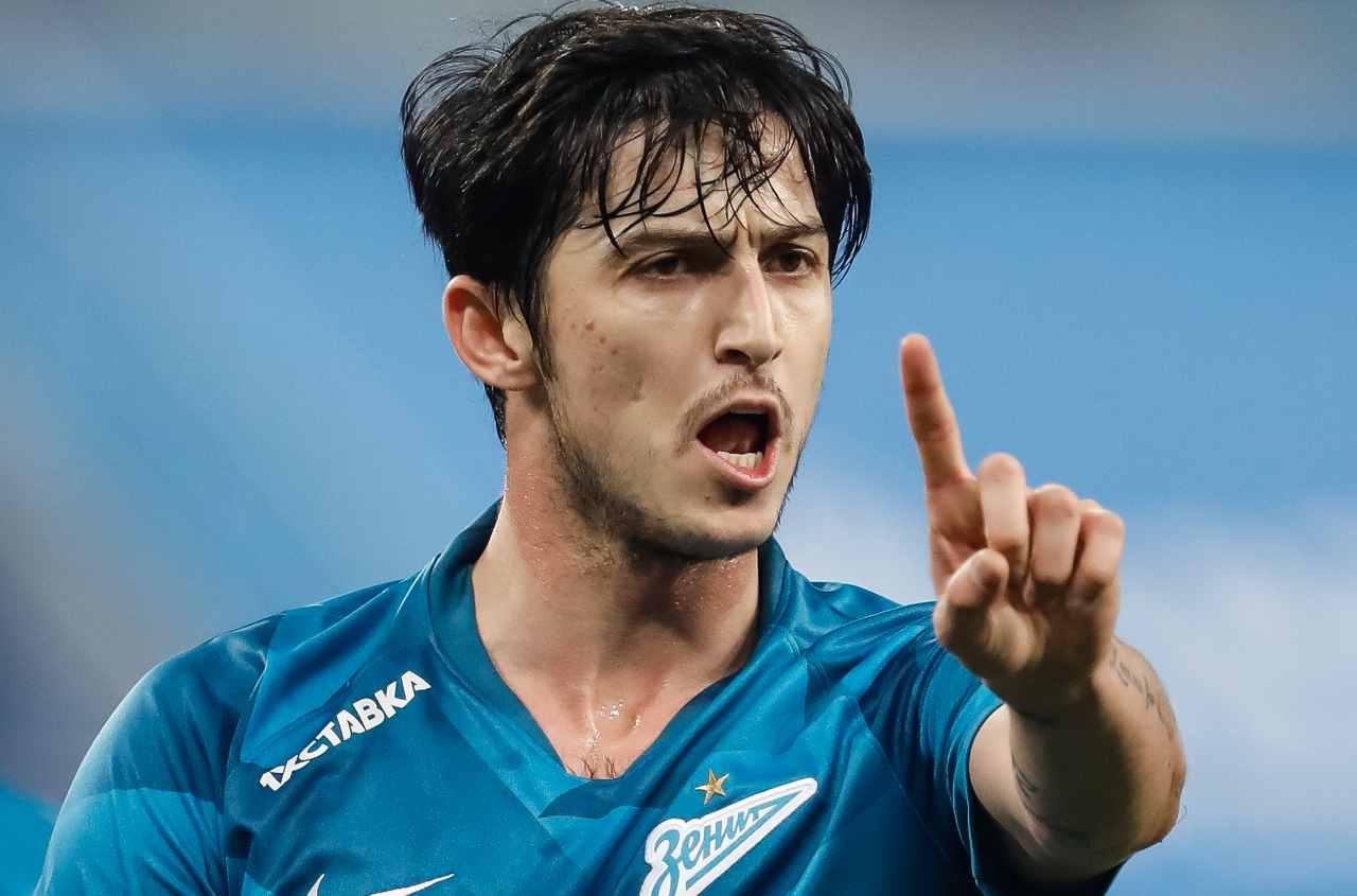 Azmoun Milan calciomecato