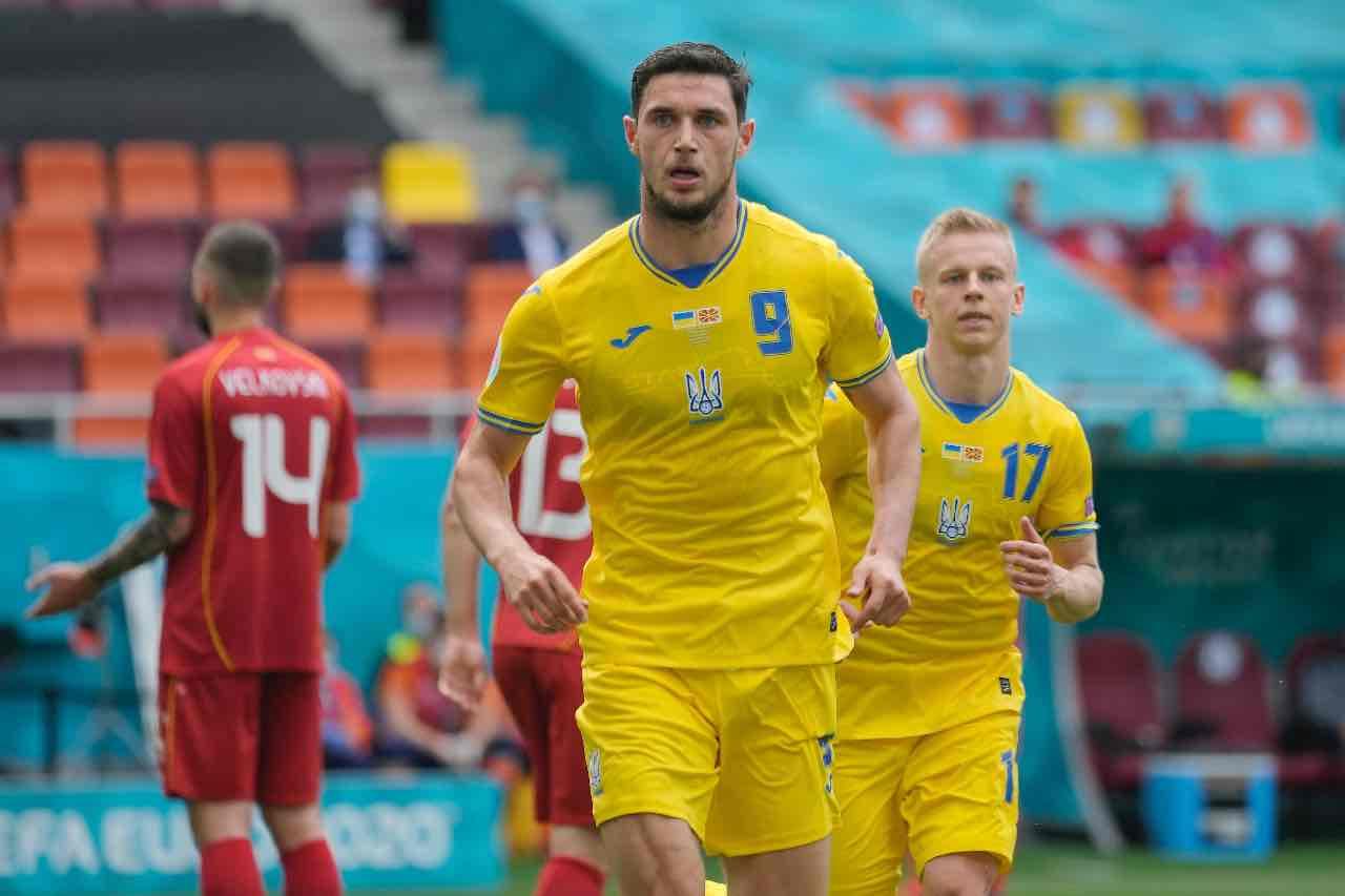 Yaremchuk Milan calciomercato