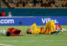 Euro 2020, Spagna-Polonia 1-1: Szczesny chiude la porta a Morata