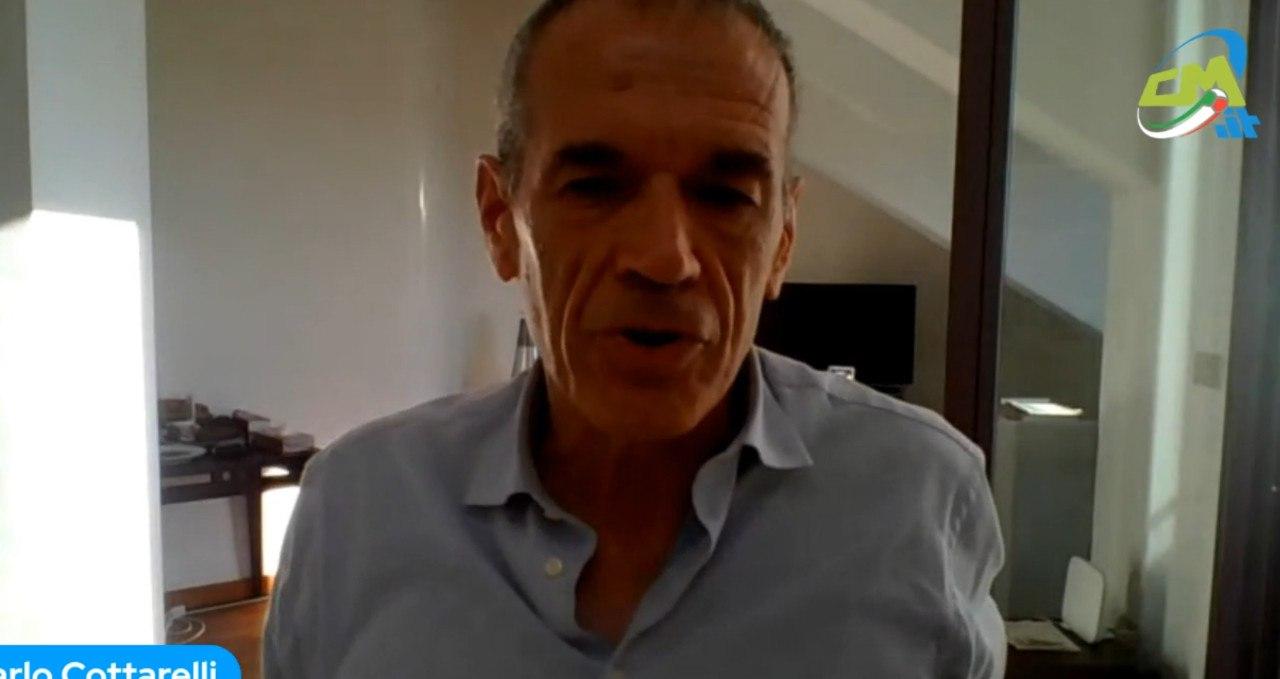 Carlo Cottarelli Interspac