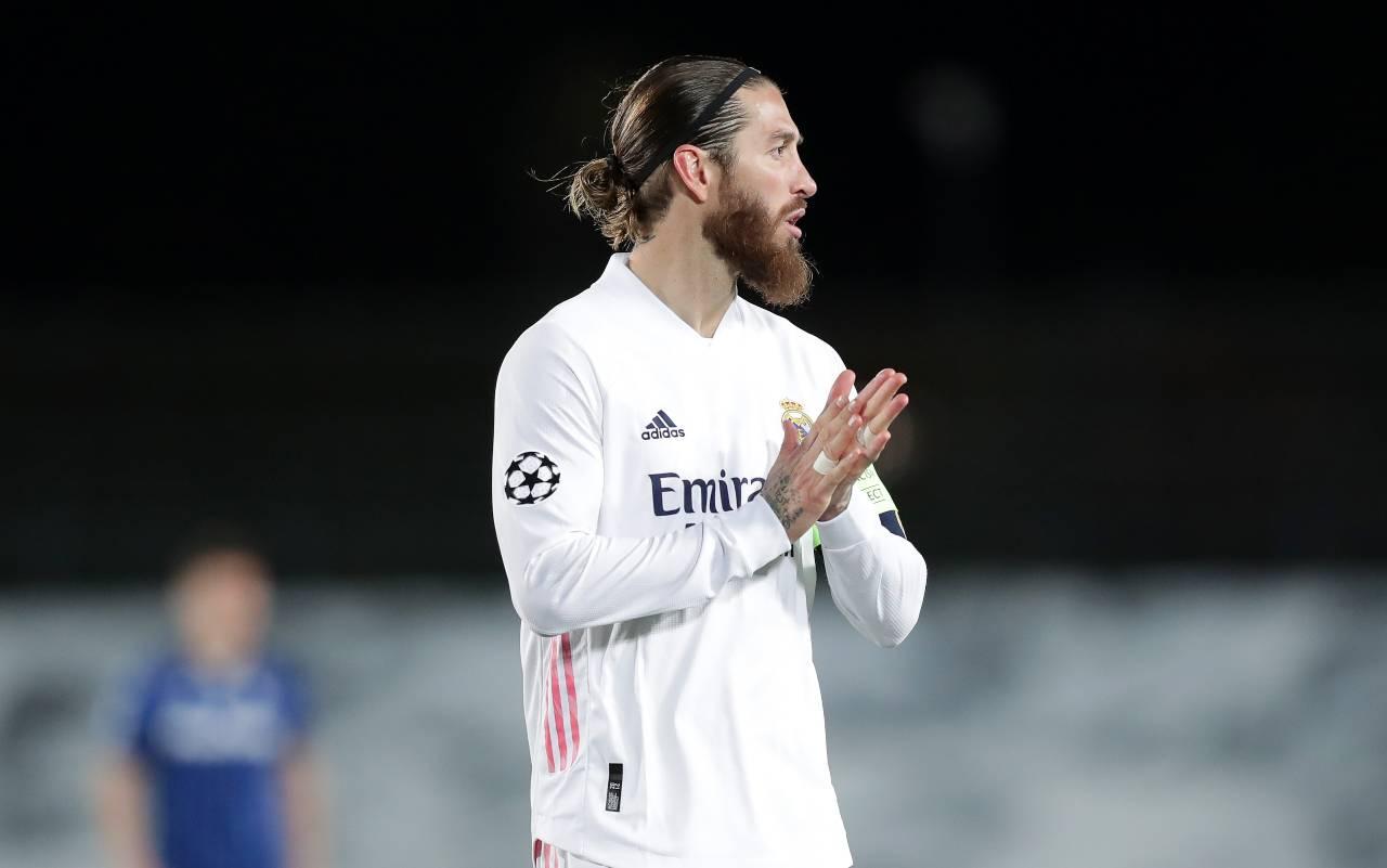 Calciomercato Roma, contatti avviati   Mourinho chiama Sergio Ramos