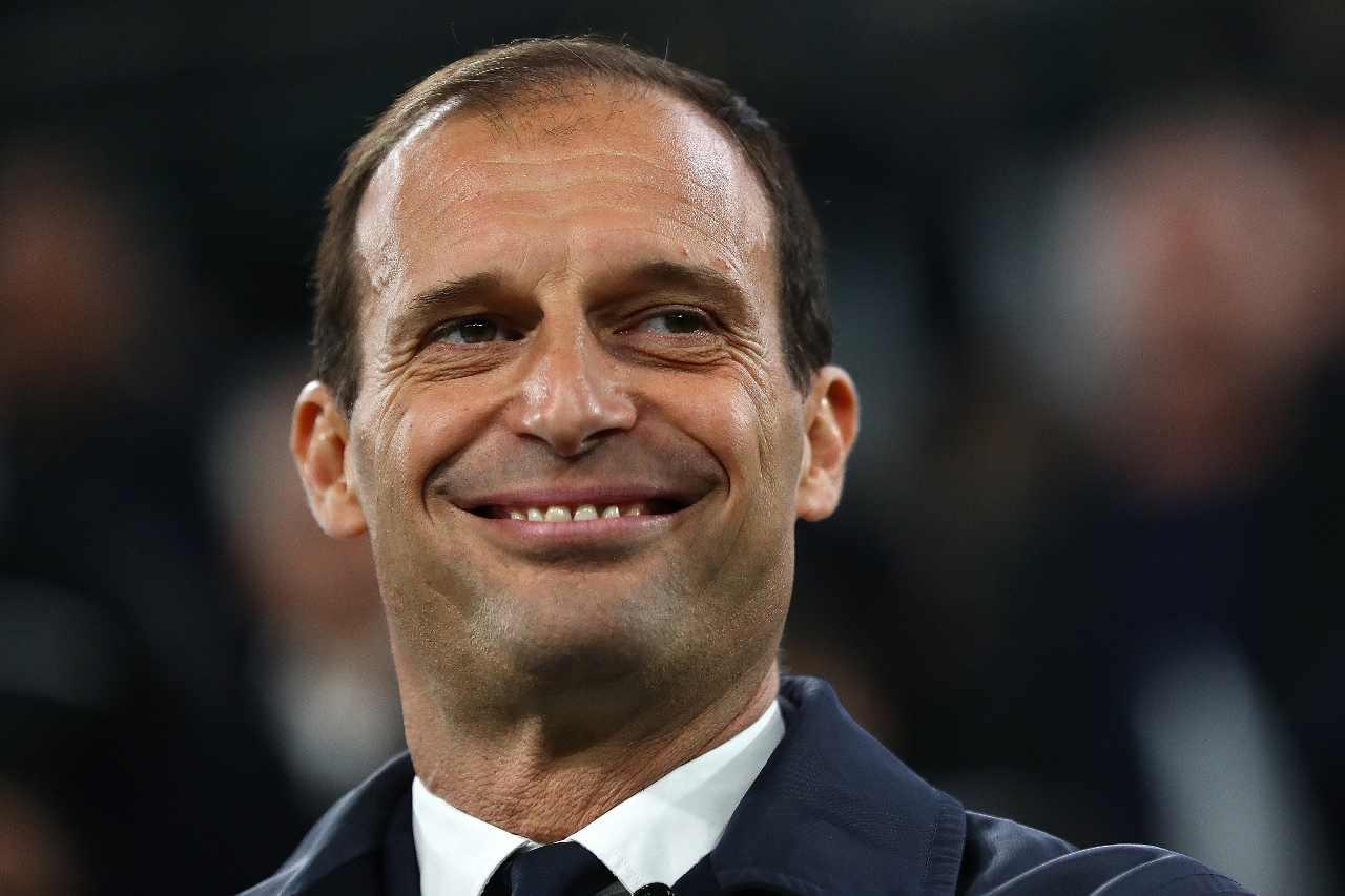 Allegri nuovo staff Juventus
