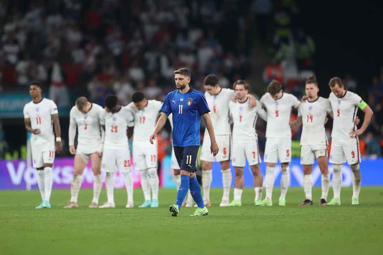 Inghilterra comunicato Uefa