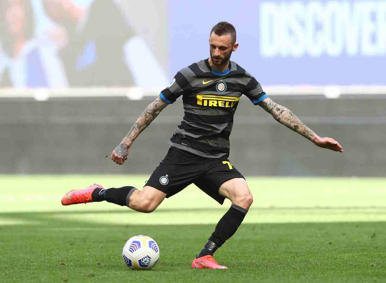 Calciomercato Inter Juventus Brozovic