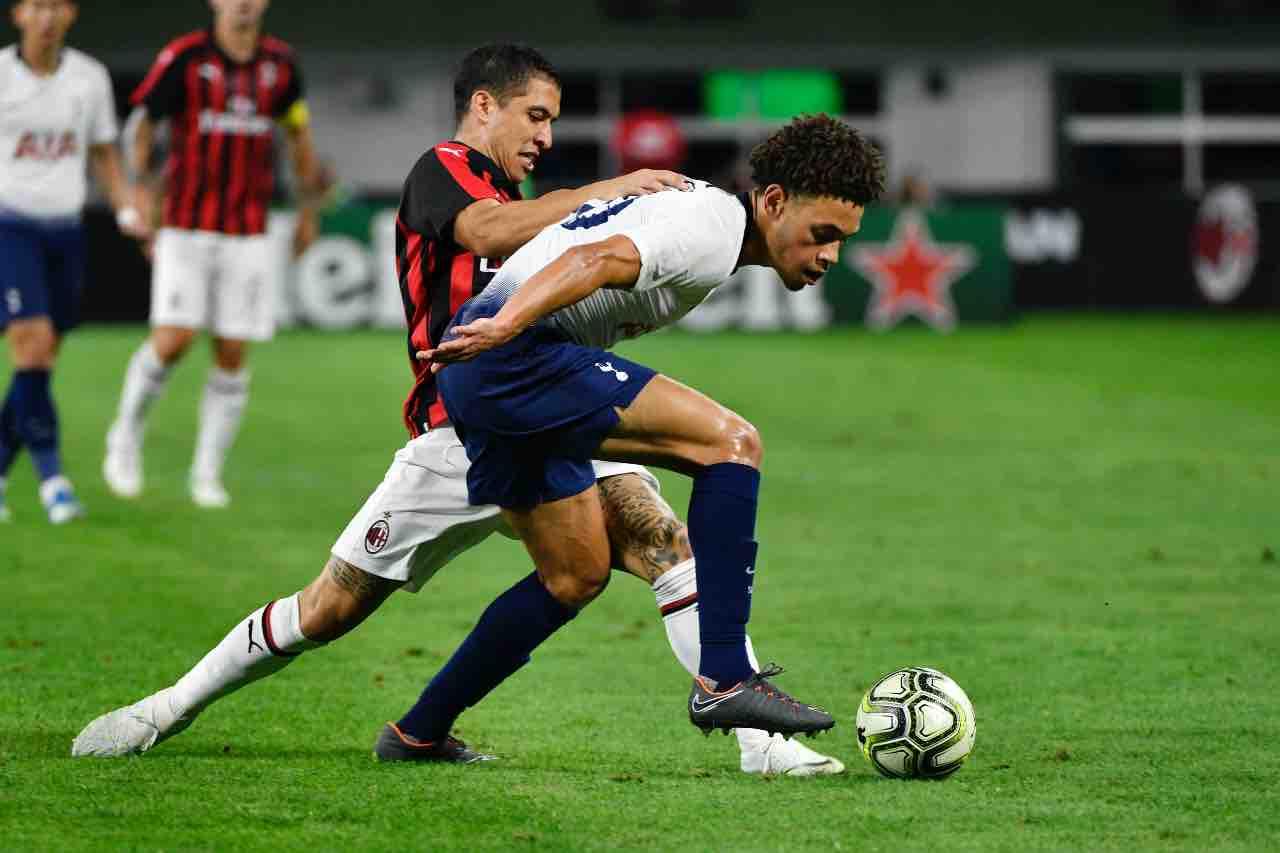 Gabriele Capanni calciomercato Milan