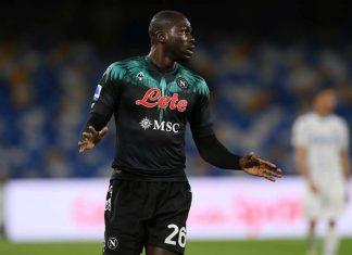 Juventus, obiettivo Koulibaly