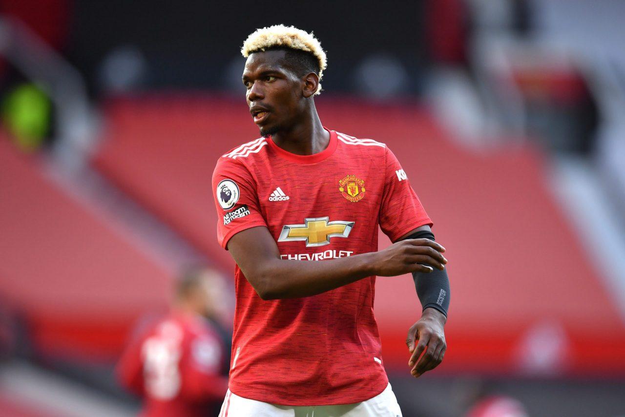 Pogba Manchester United rinnovo