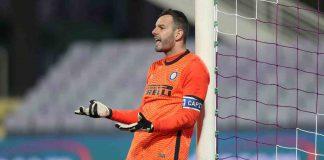 Inter Handanovic Ajax Onana
