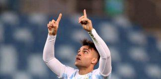 Inter Lautaro Arsenal Lacazette