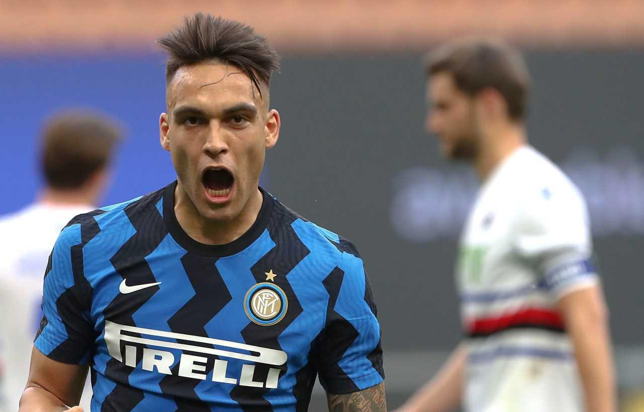 Calciomercato Inter, l'Arsenal irrompe su Lautaro