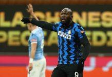 Inter Lukaku Scamacca Sassuolo