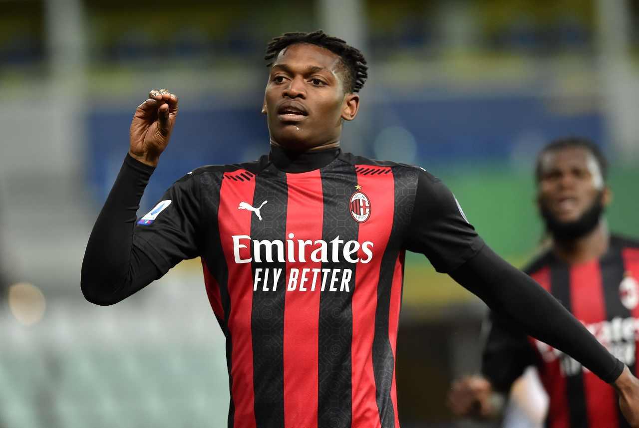 Calciomercato Milan, scambio per Leao: c'è Allan