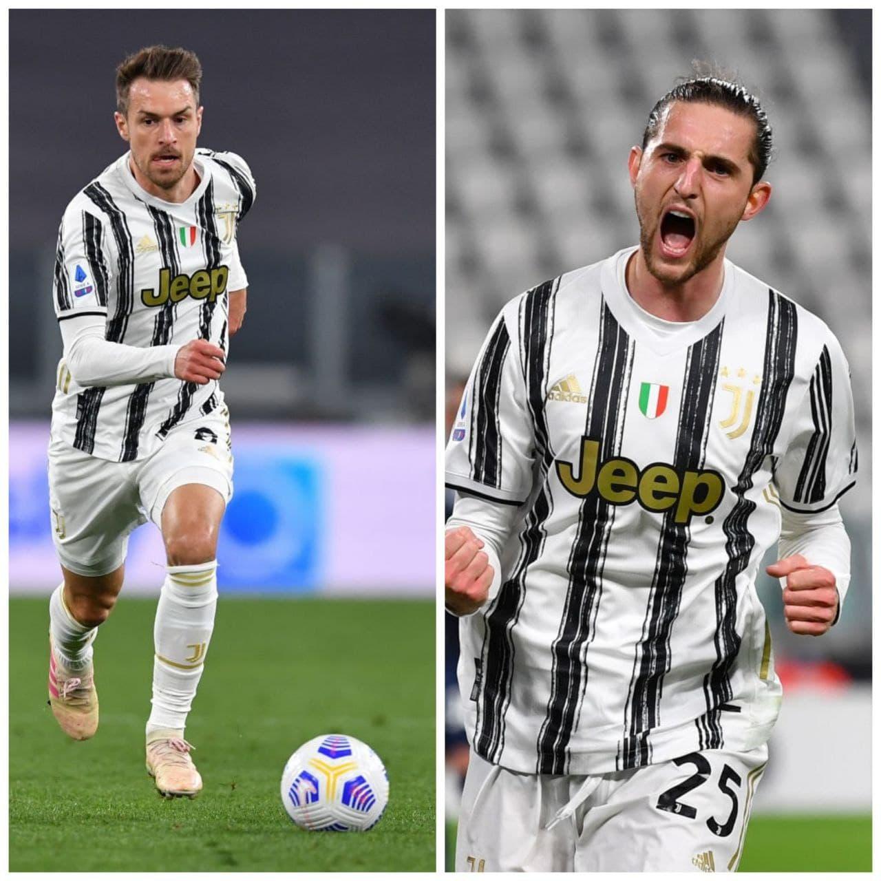 Calciomercato Juventus, le ultime su Rabiot e Ramsey