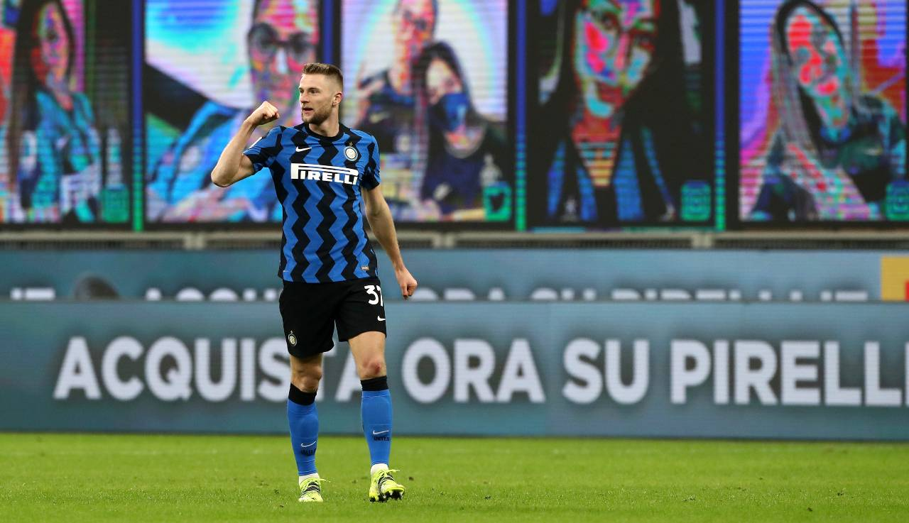 Calciomercato Juventus, intreccio con l'Inter | Ritorno su Skriniar