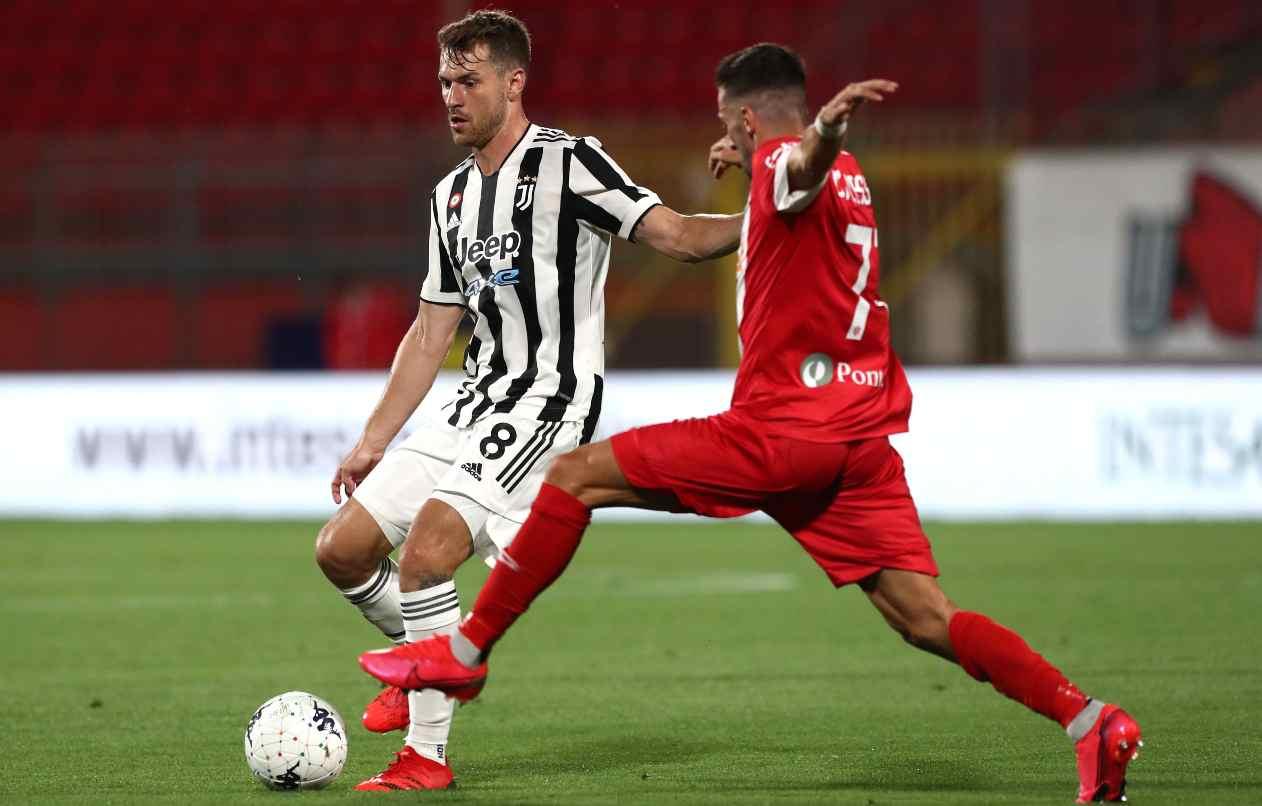Ramsey Milan Juventus