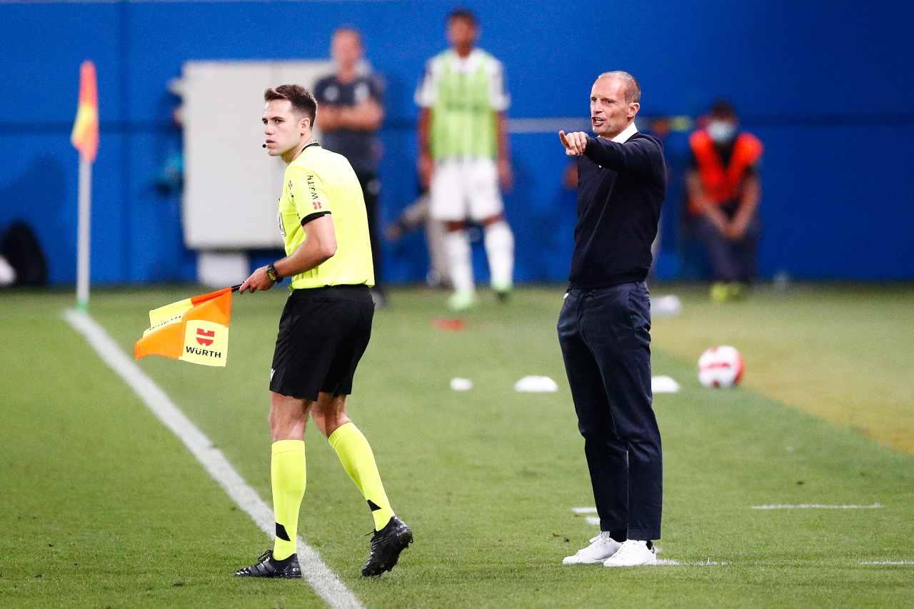 Calciomercato Juventus, Allegri e lo scambio con il Milan