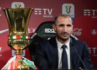 Calciomercato Juventus, rinnovo Chiellini | Decisione presa sul futuro