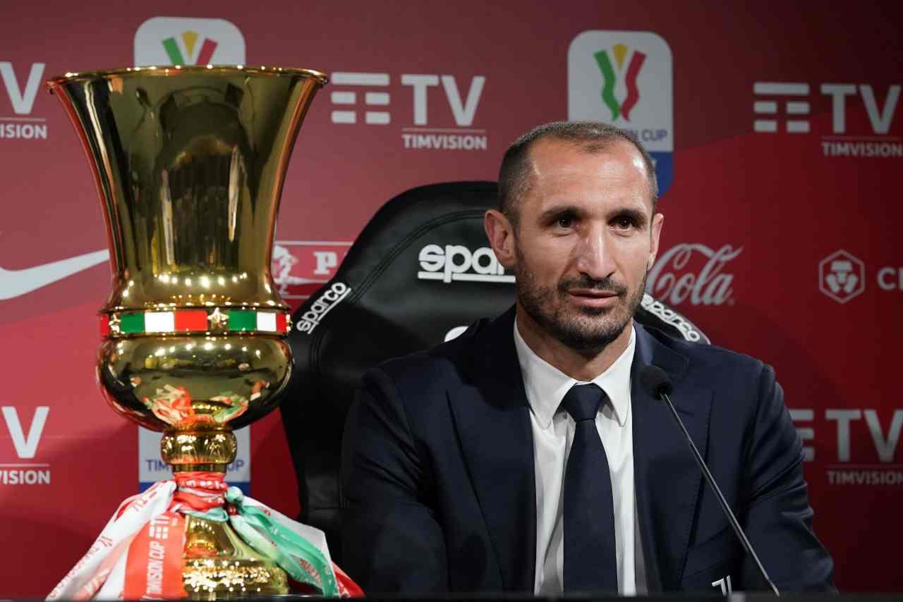 Calciomercato Juventus, rinnovo Chiellini   Decisione presa sul futuro