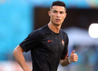 Ronaldo Real Juventus
