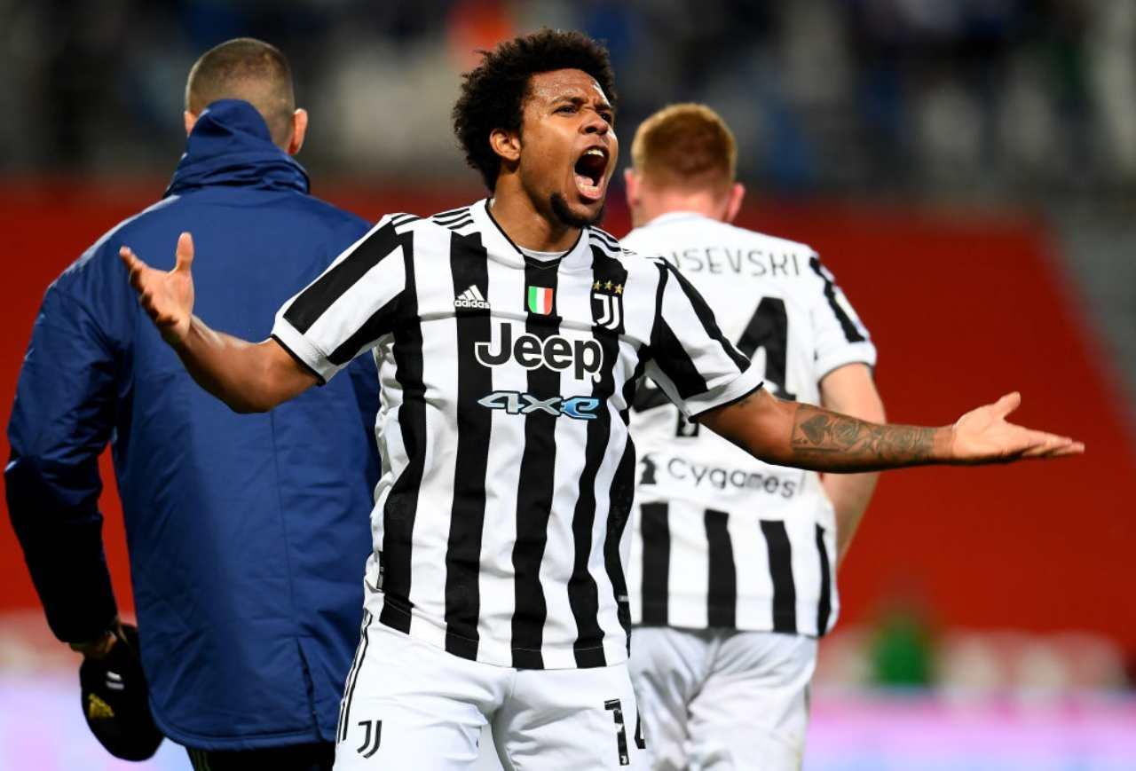 Juventus, McKennie nel mirino del Milan