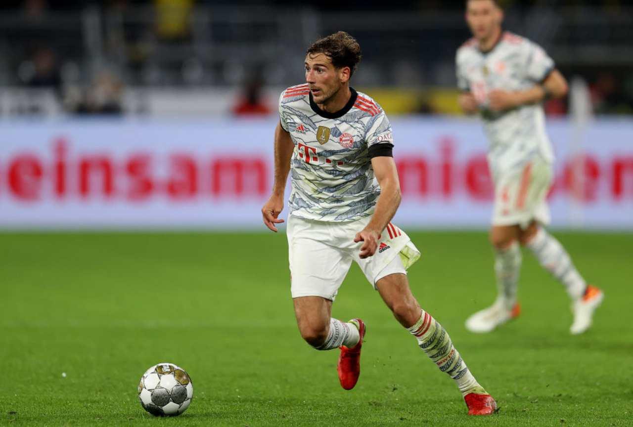 Juventus, obiettivo Goretzka