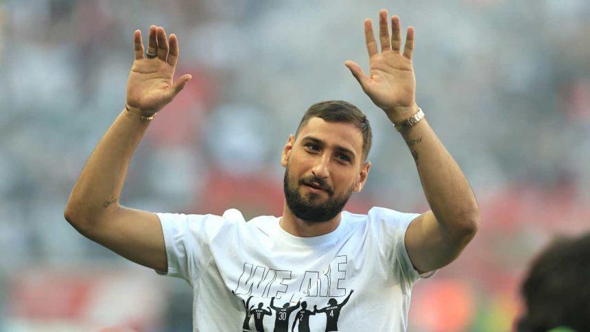 Domnarumma Allegri Juventus
