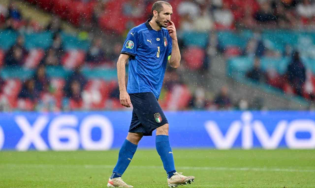 Chiellini Juventus rinnovo