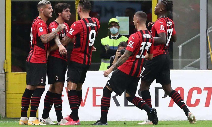 Milan-Cagliari 4-1, Tonali la sblocca e doppietta di Giroud   Tabellino e classifica