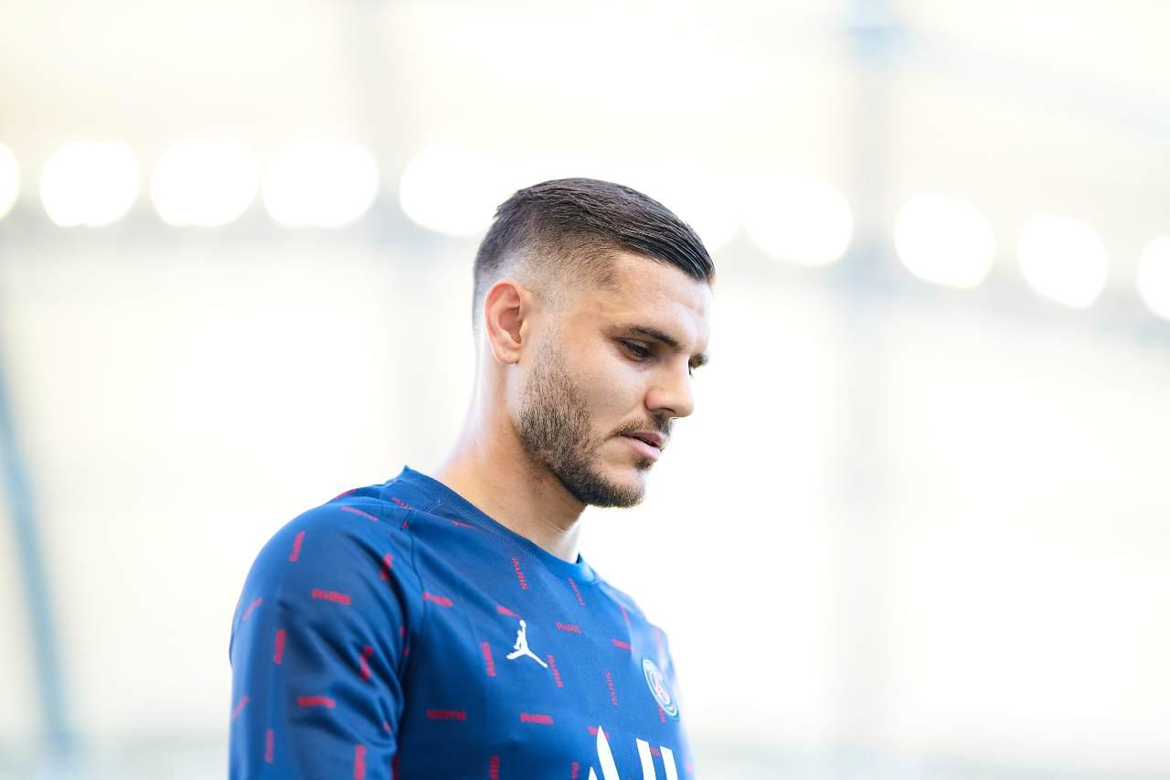 Milan Theo Hernandez Icardi PSG