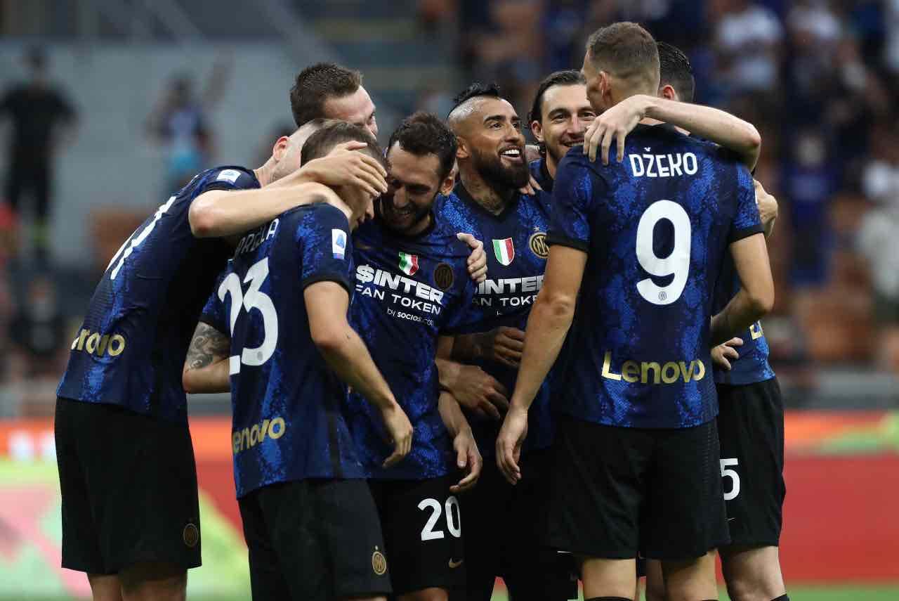 Inter Genoa 4-0