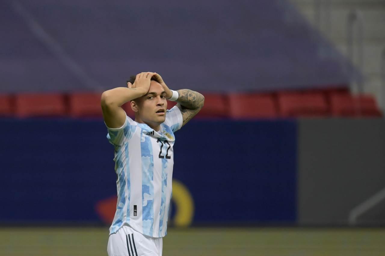 """Calciomercato Inter, bomba Lautaro Martinez   """"Sì al Tottenham"""""""