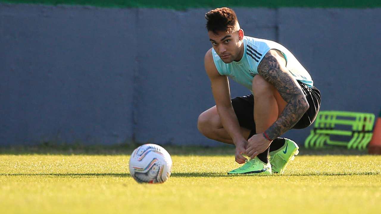 Belotti Lautaro Inter