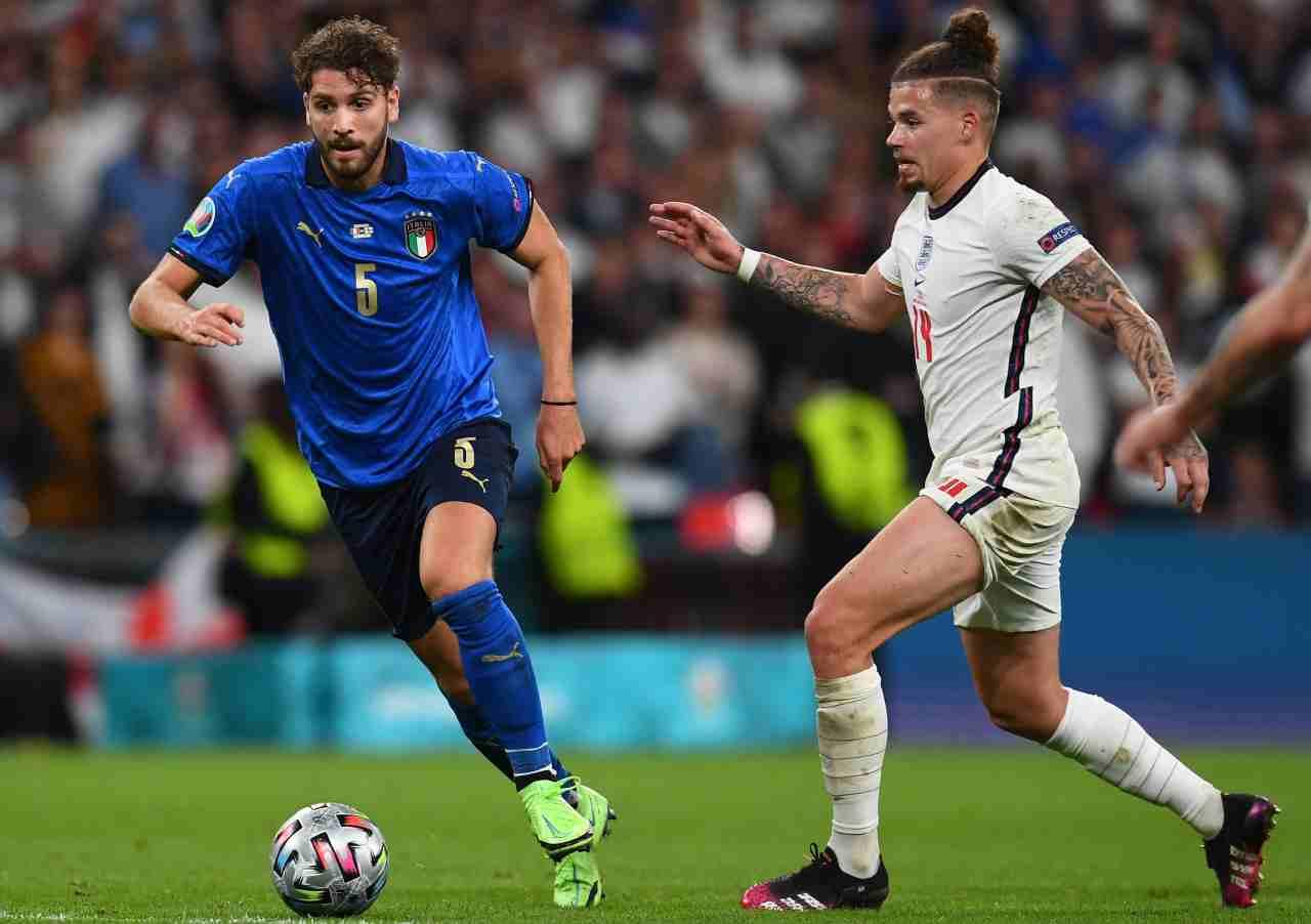 Calciomercato Juventus, colpo Locatelli | Frecciata al centrocampista